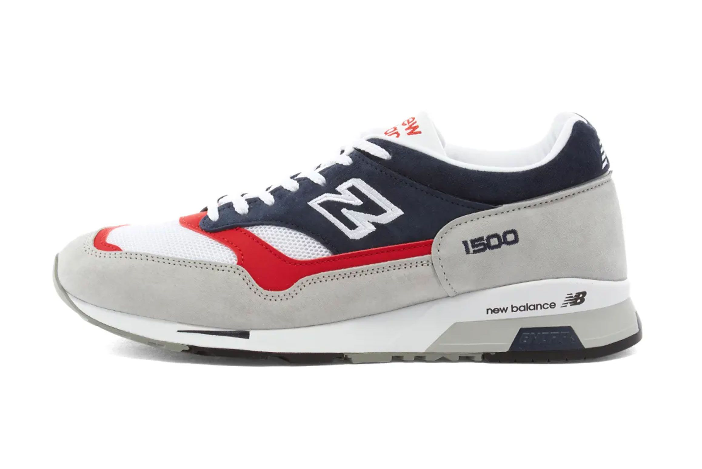 New Balance 1500 (Grey/Blue/Red)