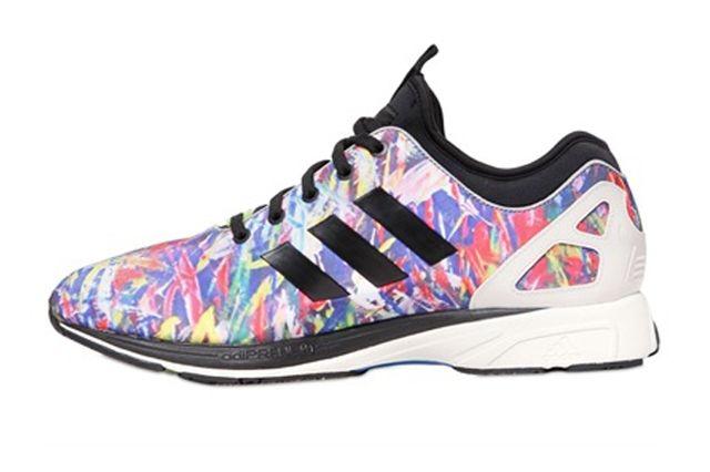 Adidas Zx Flux Tech Nps Confetti