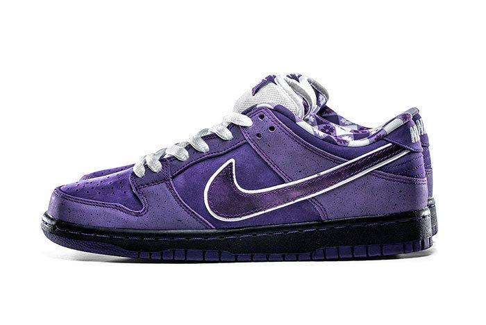 Concepts Purple Lobster Nike Sb Dunk Release Date 1