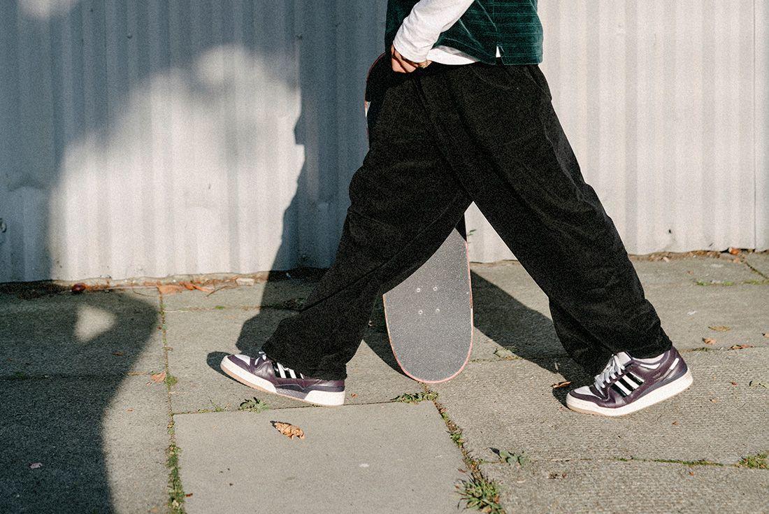 adidas Skateboarding Heitor da Silva Forum 84 ADV
