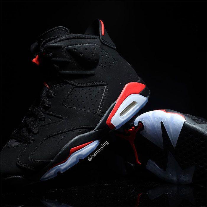 Nike Air Jordan 6 Black Infrared 2019 Preview 10
