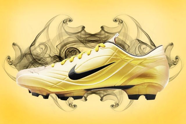 Timeline Nike Mercurial Boots 8