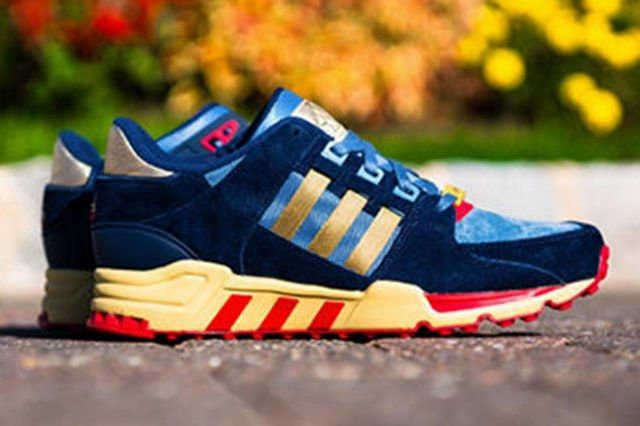 Packer Shoes X Adidas Eqt Thumb