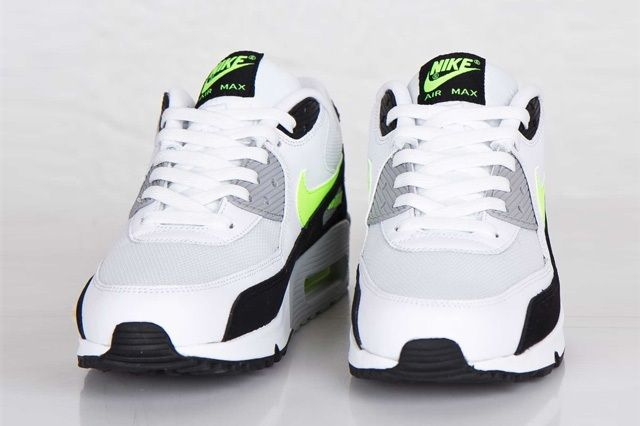 Nike Air Max 90 White Volt 2