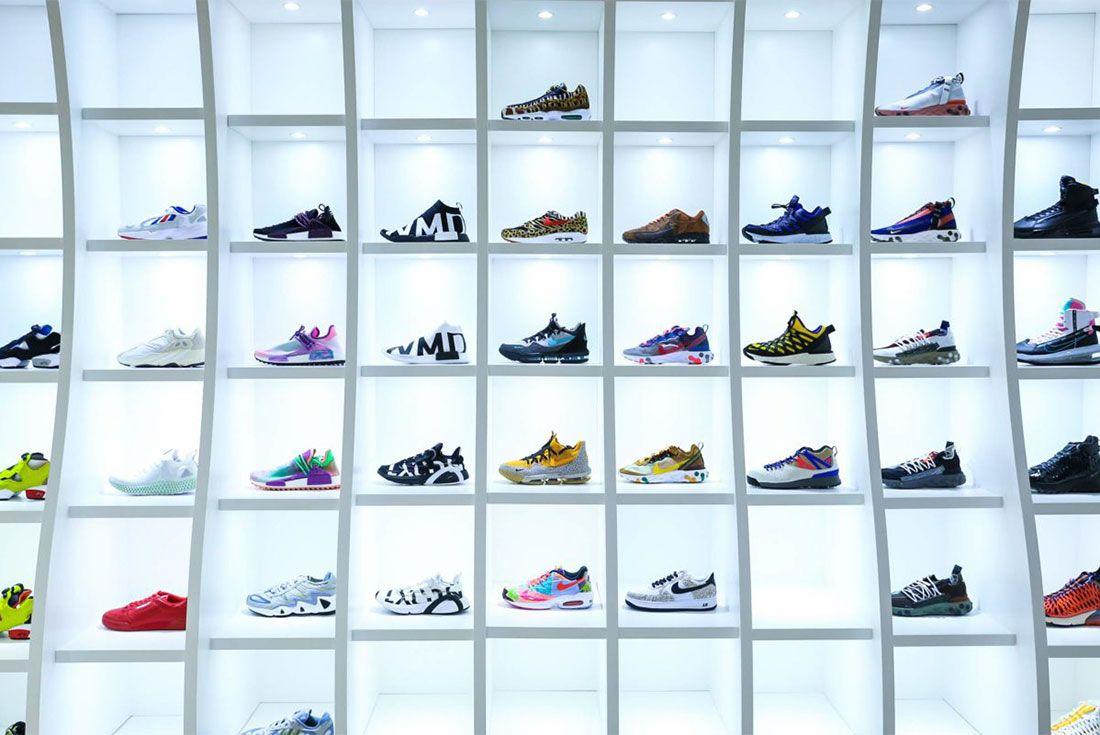 Atmos Sendagaya Sneakers