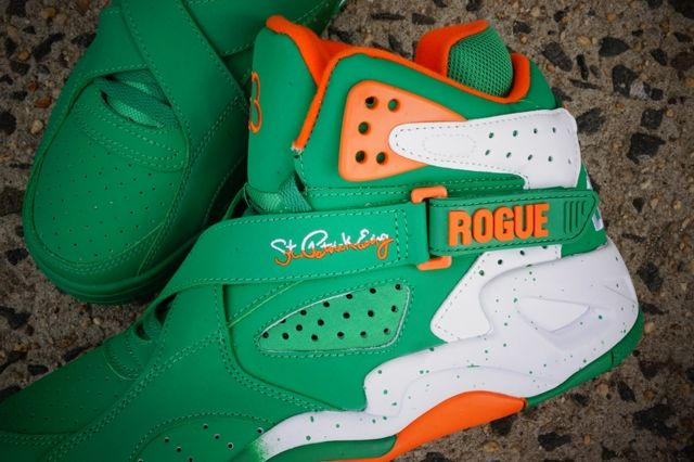 Ewing Athletics Rogue St Patricks Day 2