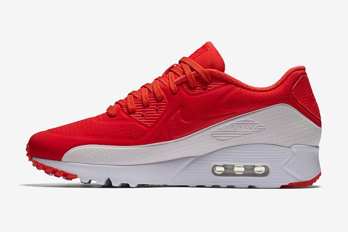 Nike Air Max 90 Ultra Moire Light Crimson5