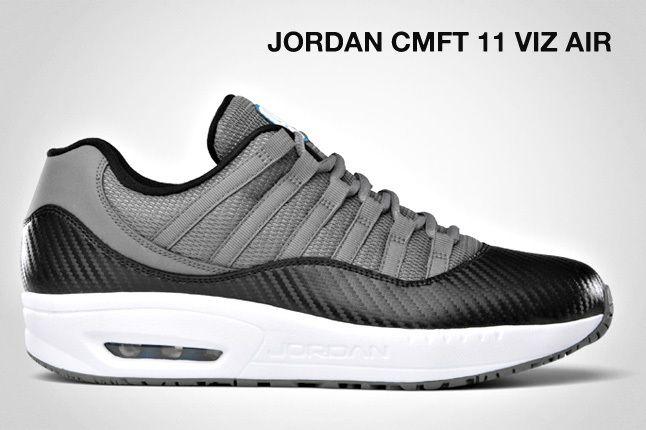 Jordan Cmft 11 Viz Air Grey 1