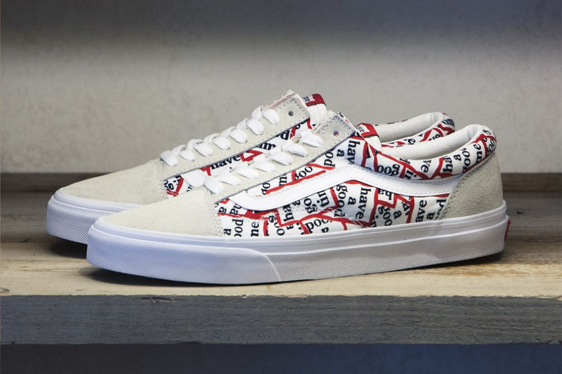 Have A Good Time Vans Old Skool Best Ever Feature