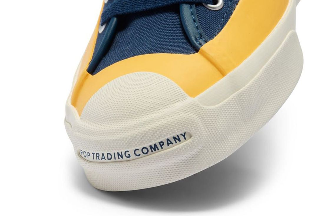 Pop Trading Company x Converse Jack Purcell High