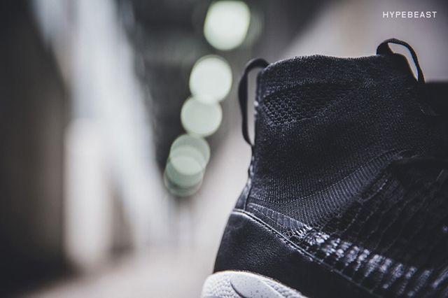 Nike Air Footscape Magista Sp Black 5
