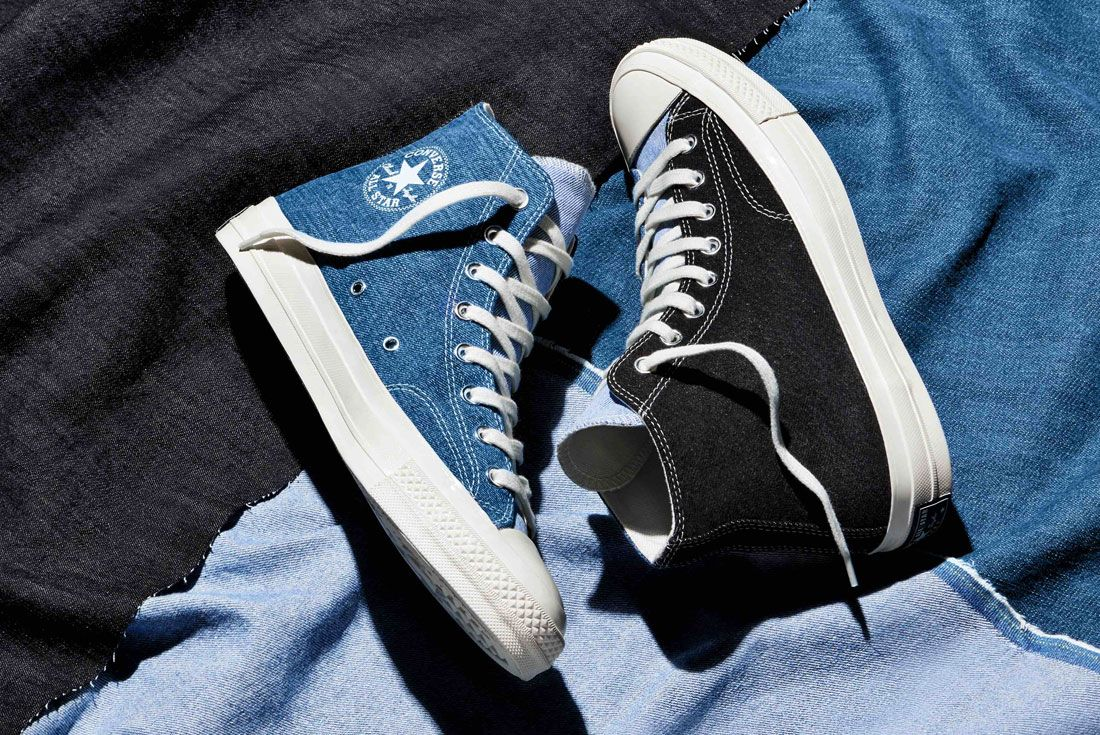 Chuck 70 Renew Denim Two