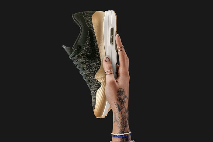 Nike Air Max Flyknit Metallic Pack 13