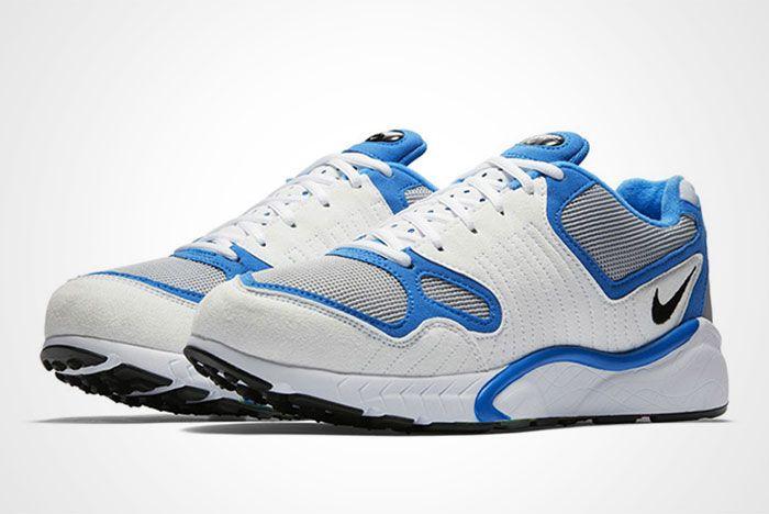 Nike Air Zoom Talaria White Blue Thumvb