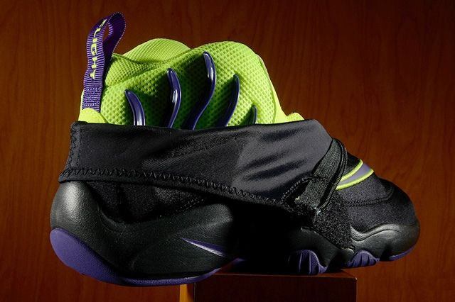 Nike Air Zoom Flight The Glove Lakers 2