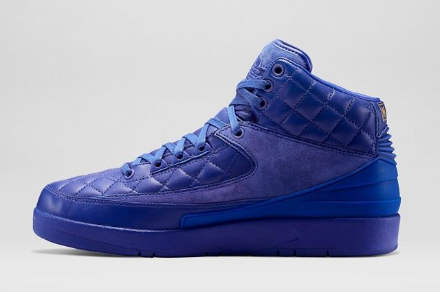 Air Jordan 2 Just Don Bumper 4