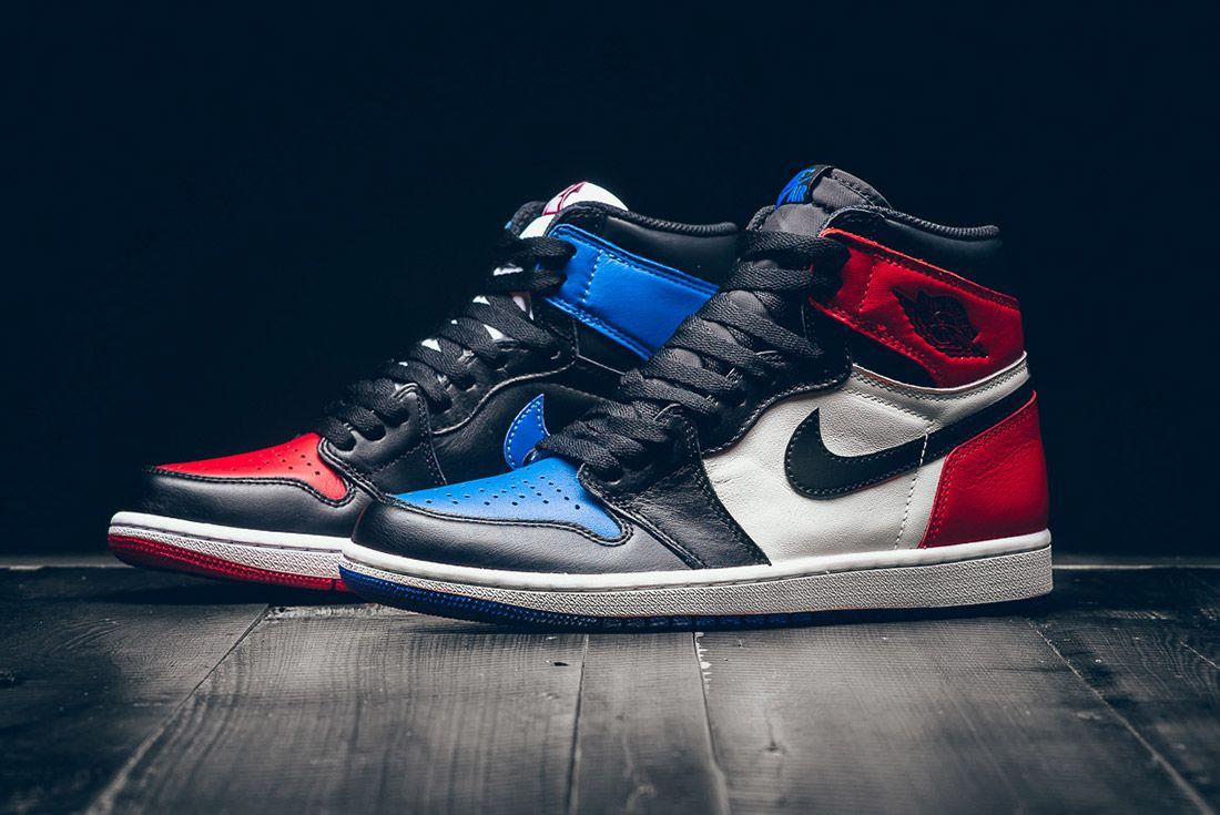 Air Jordan 1 Top Three 9