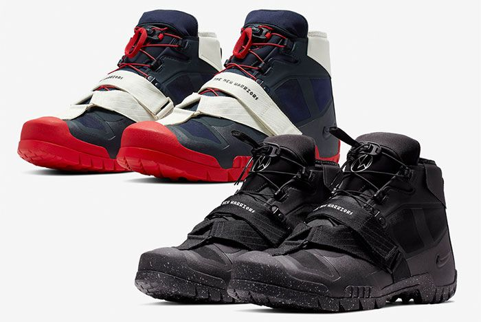 Undercover Nike Sfb Mountain Bv4580 400 Bv4580 001 Front Angle Shot 1