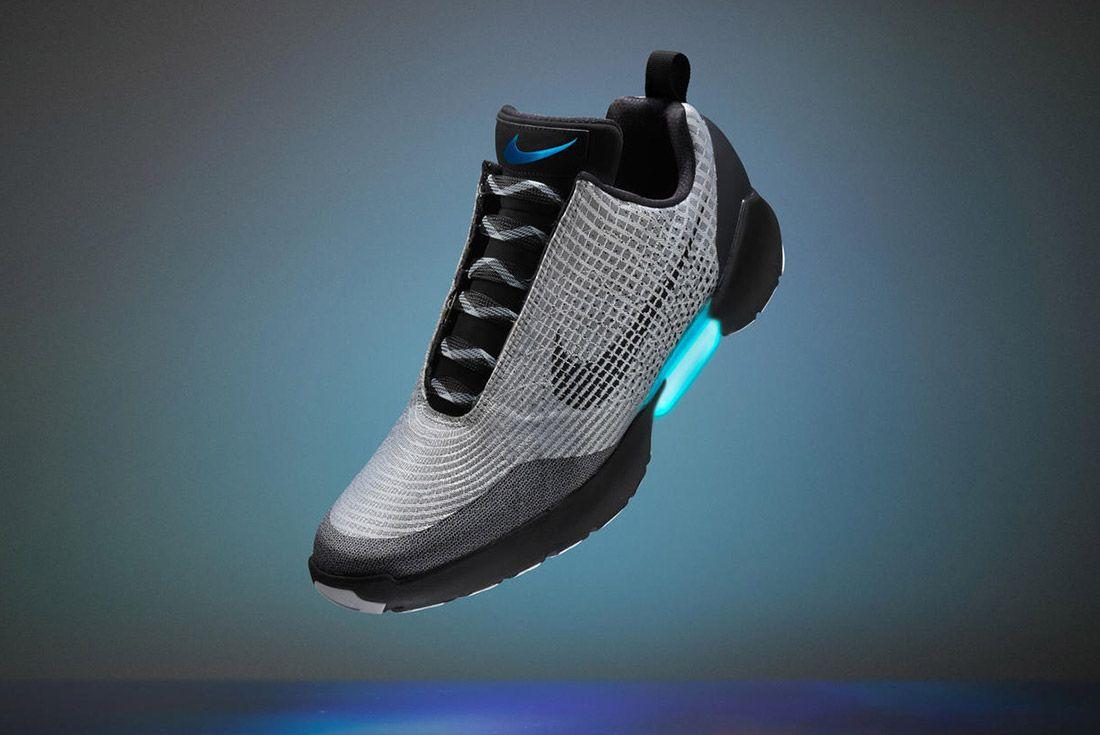 Nike Hyperadapt 1 0 Grey 1