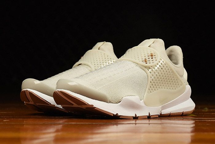 Nike Sock Dart Light Bone Gum Wmns 1