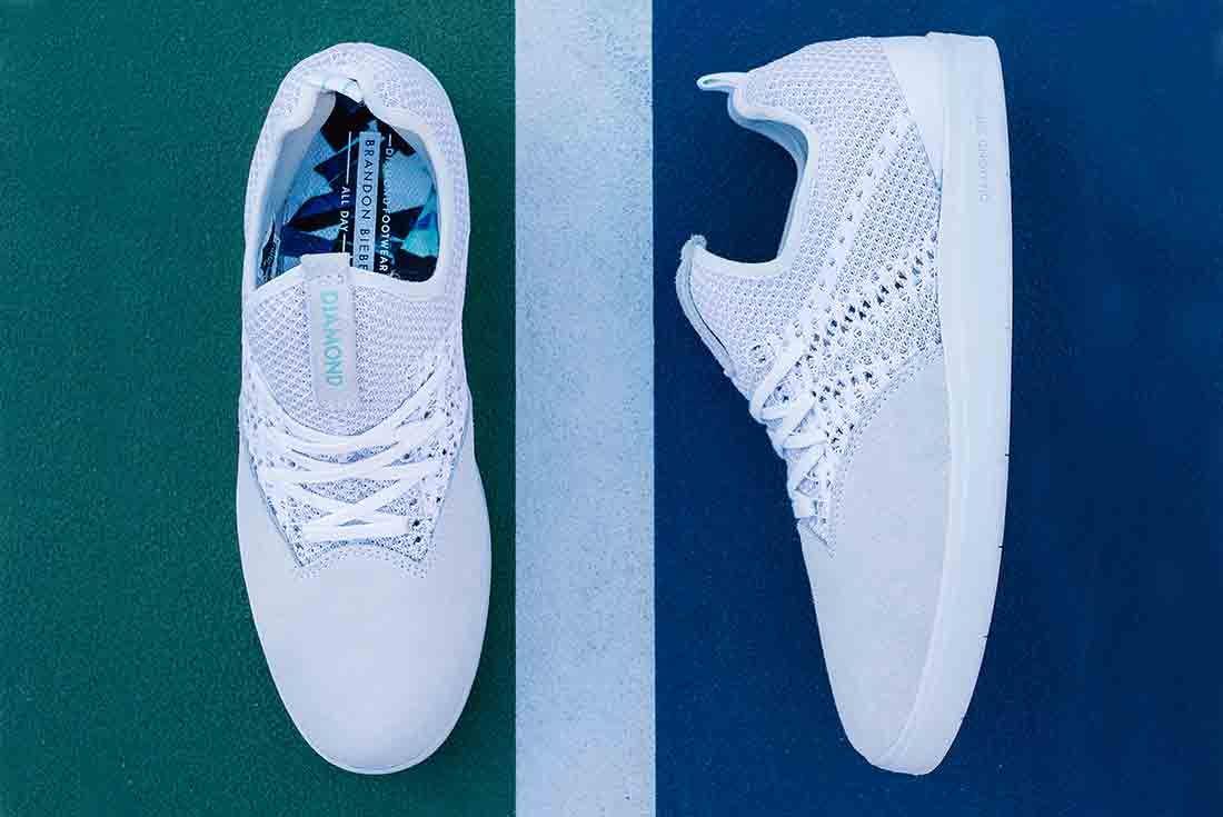 Diamond Supply Co All Day White On White 8