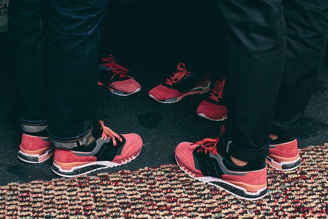 Sneaker Freaker X New Balance Launch Party 101