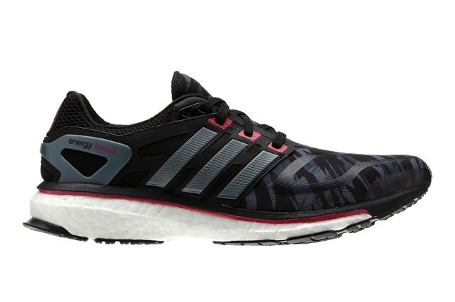 Adidas Energy Boost Summer Collection Blk Pink Profile 1