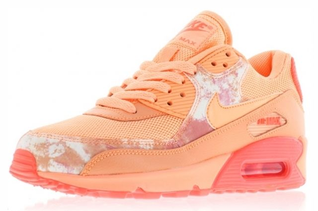 Nike Wmns Air Max 90 Sunset Glow 2