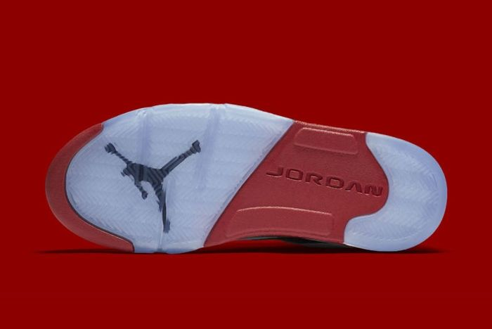 Air Jordan 5 Fire Red 3