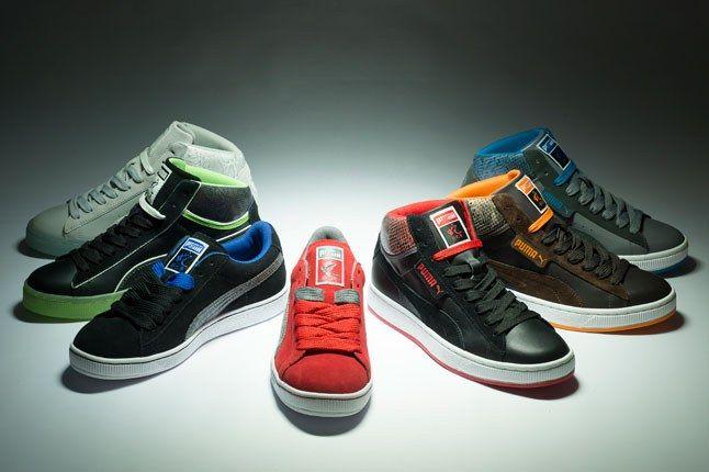 Puma Chinese Zodiac Sneaker 1