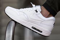 Nikeair Max 1 White Black Thumb