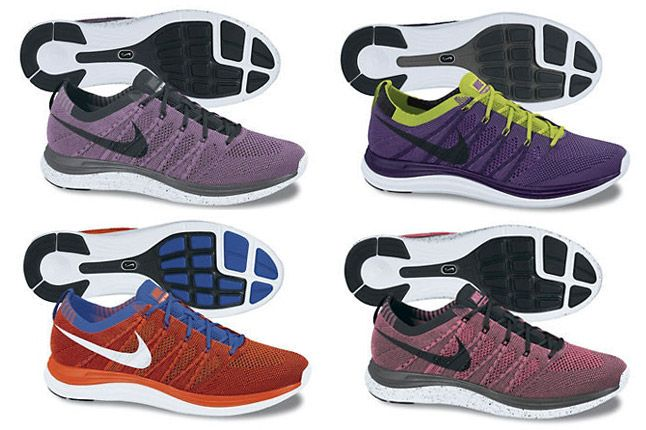 2013 Spring Nike Lunar One Flyknit Colours 1