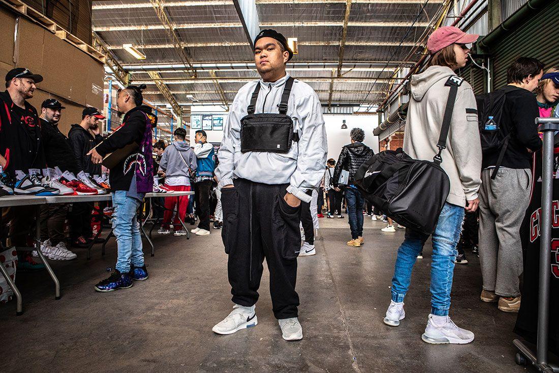 Sneaker Freaker Swap Meet October 201966