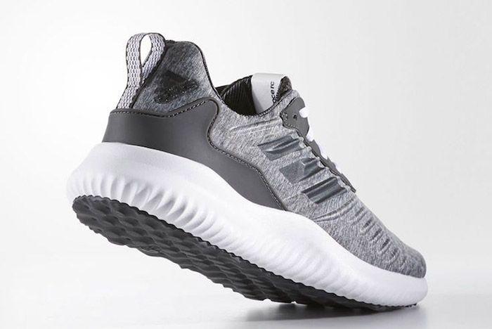 Adidas Alphabounce Grey Heather 6