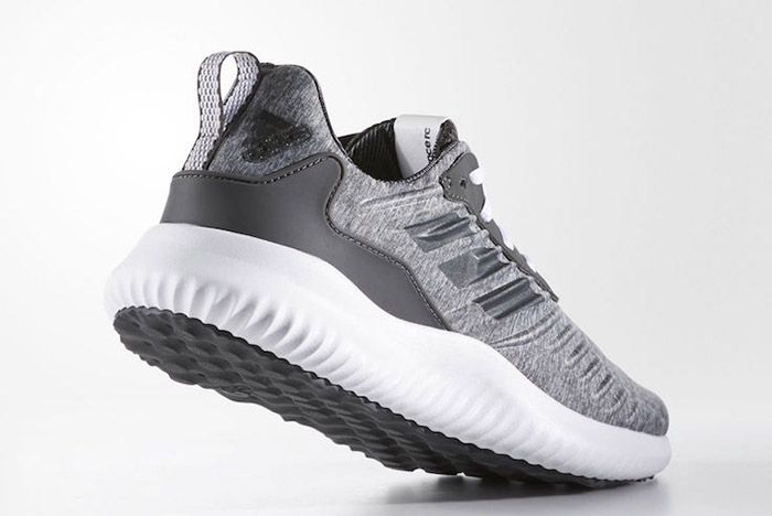 Adidas Alphabounce Grey Heather 6