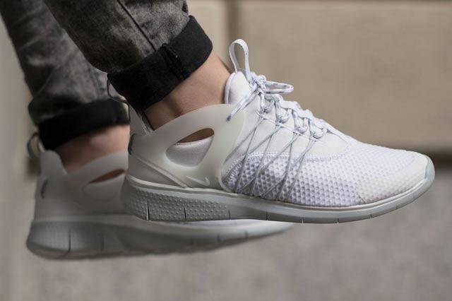 Nike Free Veritous White 1
