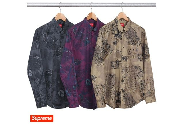 Supreme Fw13 Collection 48