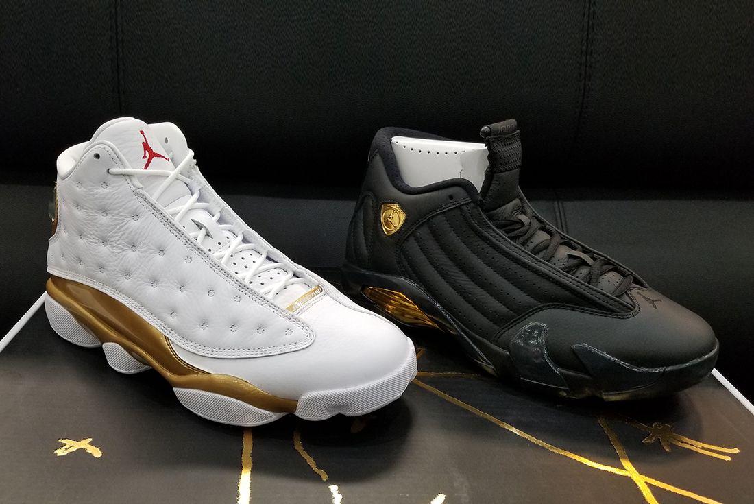 Air Jordan Defining Moments Pack Finals
