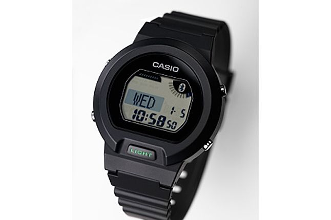Casio Bluetooth Watch Sf 1