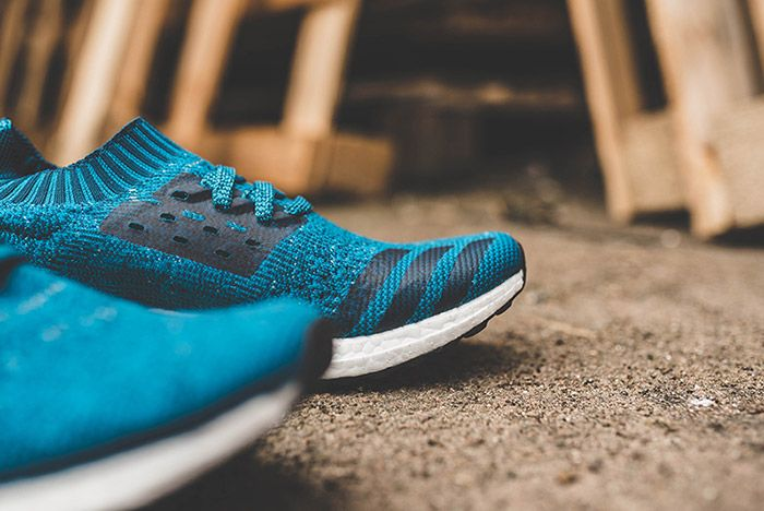 Adidas Ultraboost Uncaged Blue White 2