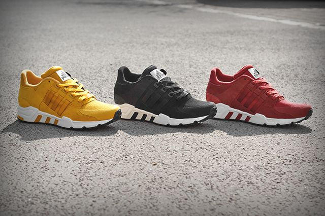Adidas Eqt Running Support 93 City Pack 6