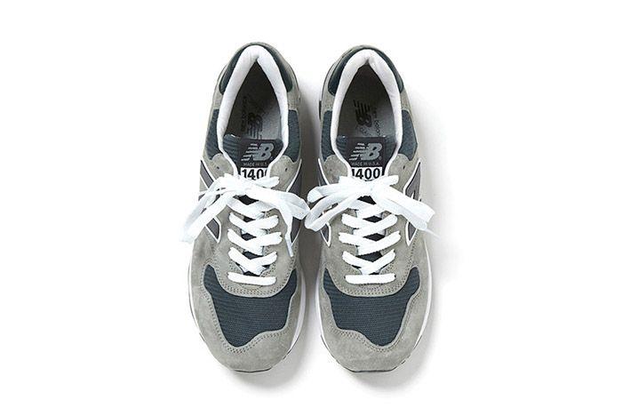 New Balance 1400 Made In Usa Grey 3