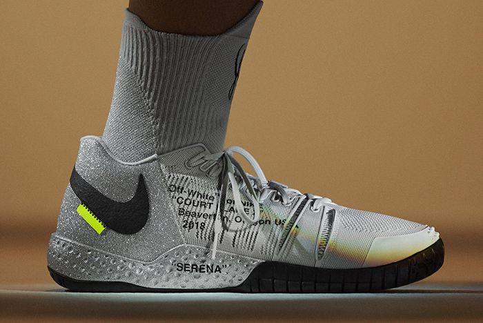 Nike Virgil Abloh Serena Williams Queen 3