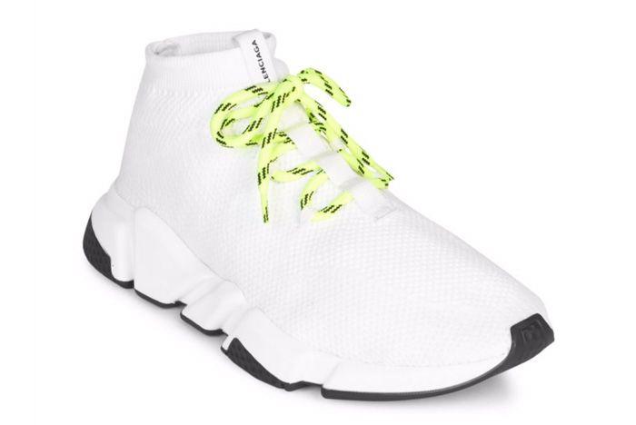 Balenciaga Speed Trainer Laced Sneaker Freaker