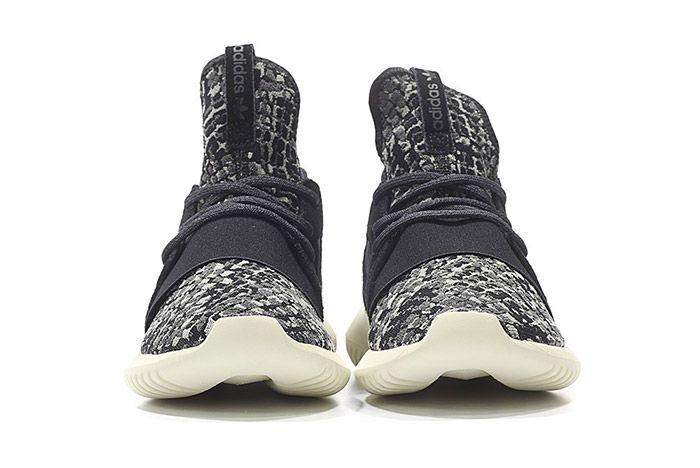 Adidas Tubular Defiant Snake W Black White 3