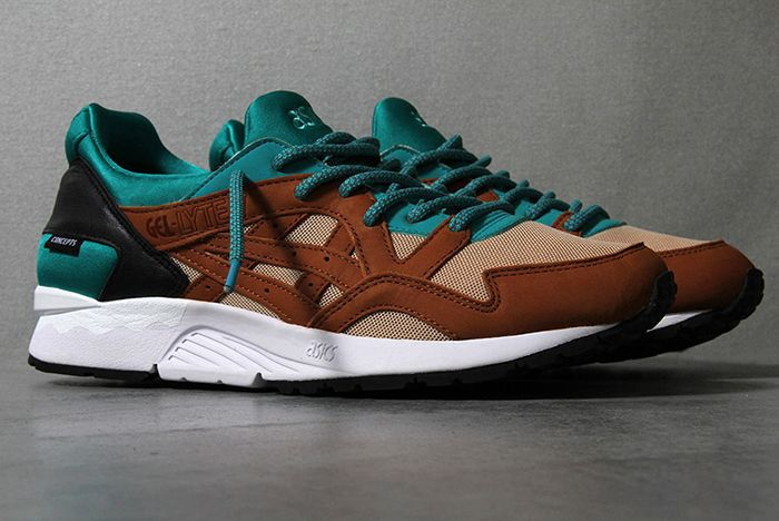 Concepts X Asics Gel Lyte V Mix Match Pack7