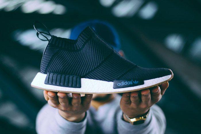 Adidas Nmd City Sock Black Gum 2