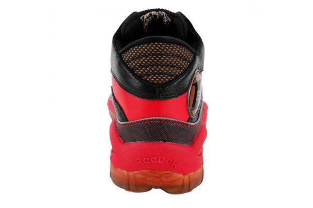 Reebok Answer Dmx Red Gold Heel Profile Full 1
