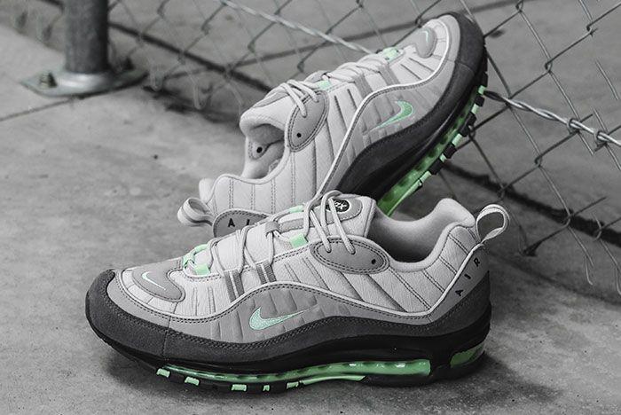 Nike Air Max 98 Air Max 95 Fresh Mint Pack Keft 2
