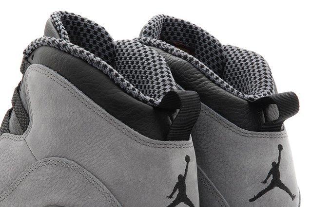 Air Jordan 10 Cool Grey Infrared 4